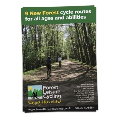 Routes Pack New Forest